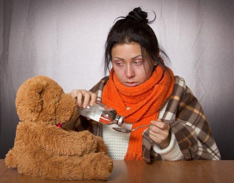 domowe sposoby w leczeniu grypy