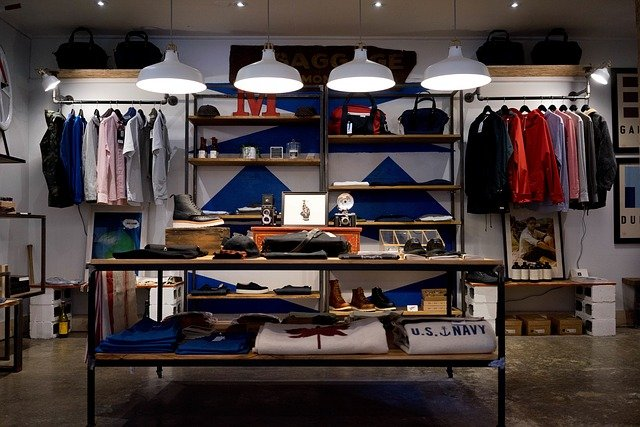markowe ubrania